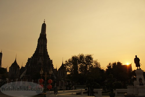 Temple of Dawn at Twilight