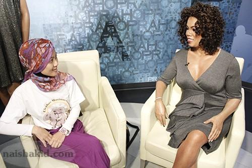 Oprah Winfrey Madame Tussauds