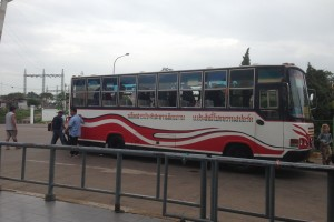Bus Nong Khai