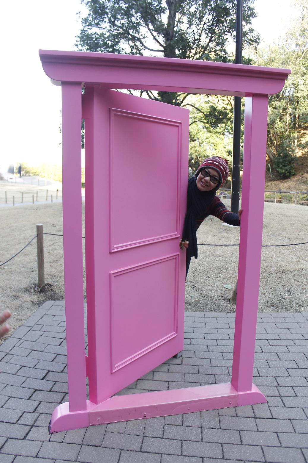 Pintu Ke Mantan Saja