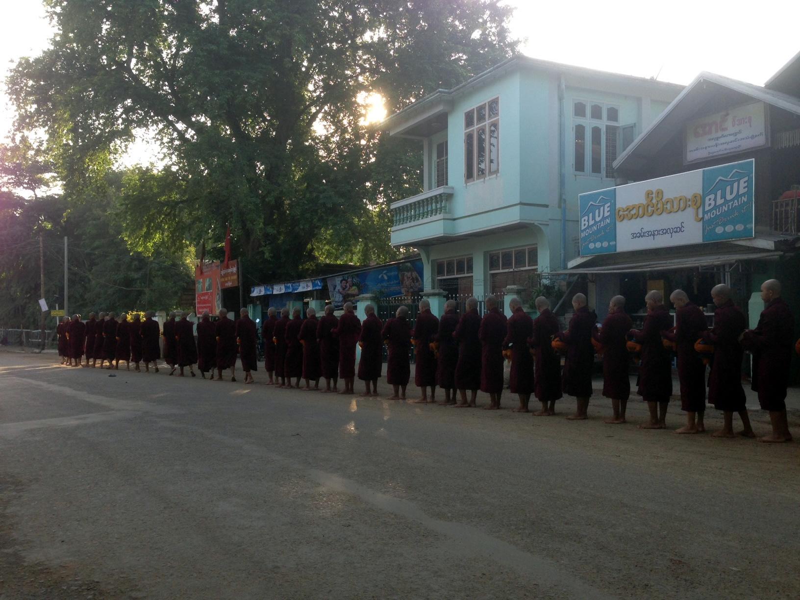 Itinerary 2 Minggu di Myanmar