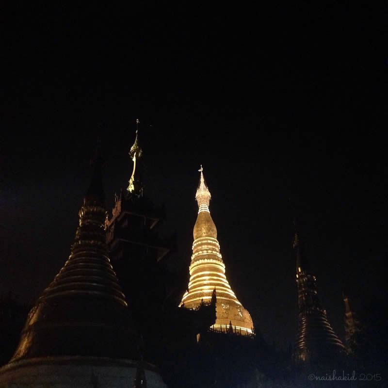 Yangon, Myanmar. First Attempt.